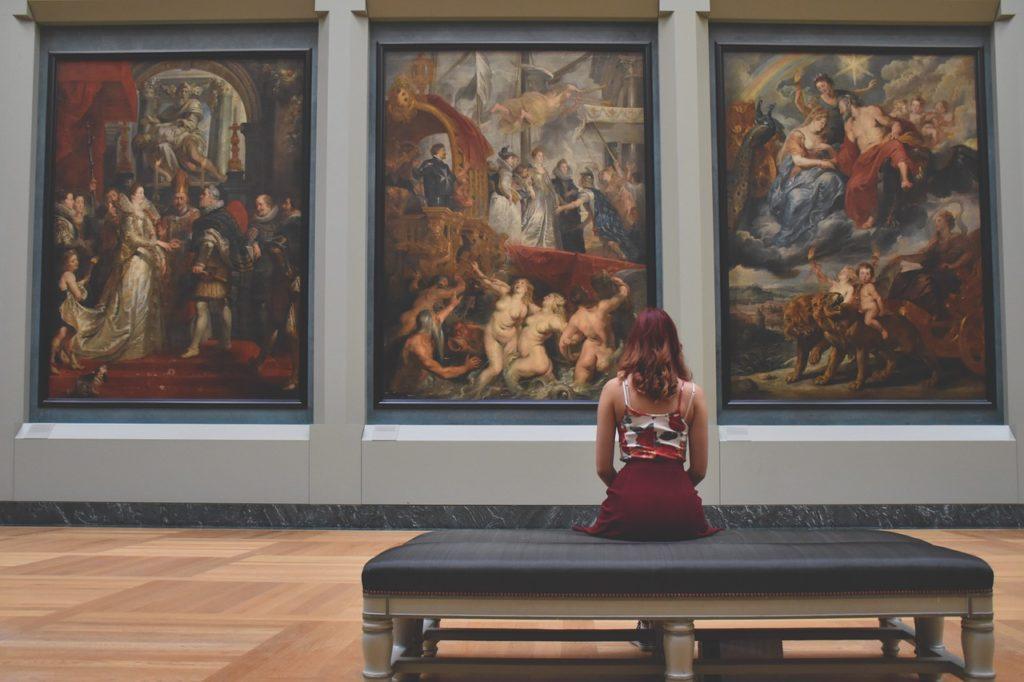 ハプスブルク展 国立西洋美術館