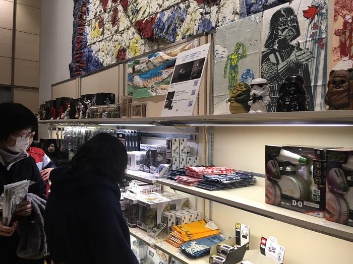 スターウォーズ展覧会 2019 汐留・日テレ